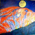 blue moon/alpine glow